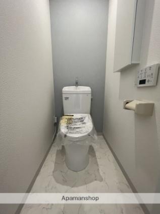 青木ビル[1R/18.99m2]のトイレ