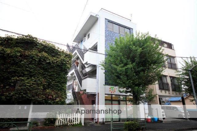 東京都八王子市、八王子駅西東京バスバス14分日吉町下車後徒歩2分の築34年 4階建の賃貸アパート