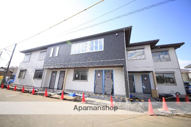 東京都八王子市、八王子駅西東京バスバス28分花川下車後徒歩2分の新築 2階建の賃貸アパート