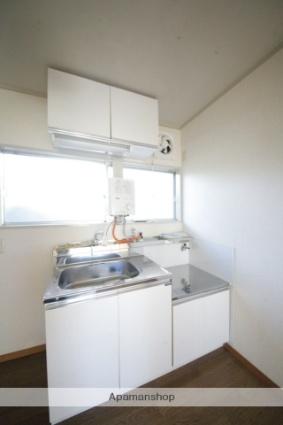 サンコーポ[2DK/34m2]のキッチン