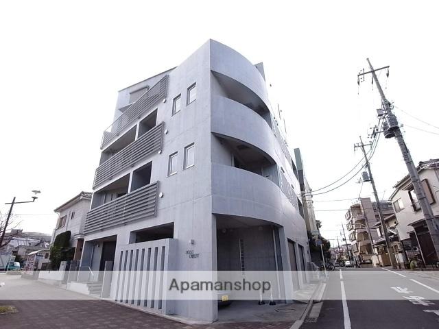 東京都八王子市、八王子駅徒歩17分の築7年 4階建の賃貸マンション