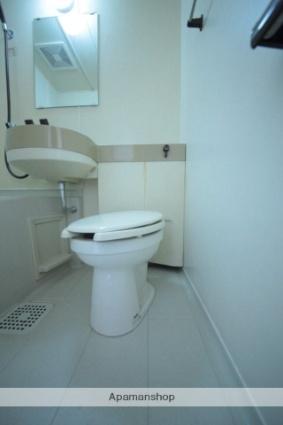 ノアール[1R/21.45m2]のトイレ