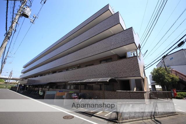 東京都八王子市、長沼駅徒歩20分の築22年 4階建の賃貸マンション