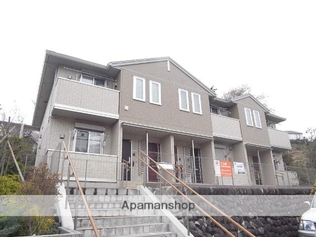 東京都八王子市、めじろ台駅徒歩34分の築3年 2階建の賃貸アパート