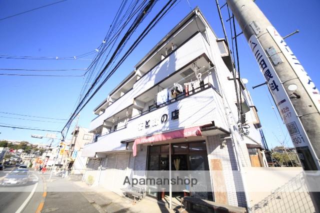 東京都八王子市、京王片倉駅徒歩20分の築26年 3階建の賃貸マンション