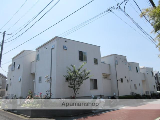 東京都杉並区、荻窪駅徒歩18分の築5年 2階建の賃貸テラスハウス