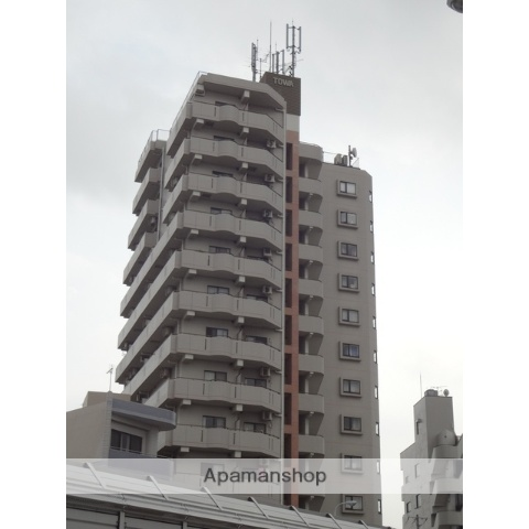 東京都北区、王子駅徒歩8分の築23年 13階建の賃貸マンション