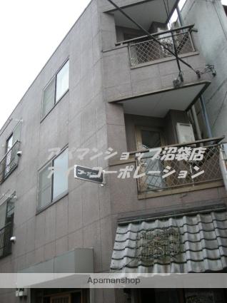 東京都清瀬市、清瀬駅徒歩2分の築22年 3階建の賃貸マンション