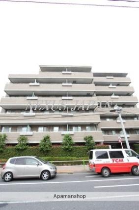 東京都板橋区、志村三丁目駅徒歩17分の築19年 7階建の賃貸マンション