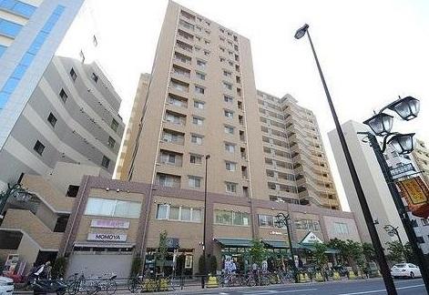 東京都荒川区、西日暮里駅徒歩13分の築15年 14階建の賃貸マンション