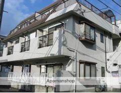 東京都板橋区、十条駅徒歩17分の築29年 3階建の賃貸マンション