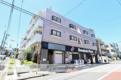 東京都豊島区、池袋駅徒歩24分の築22年 5階建の賃貸マンション