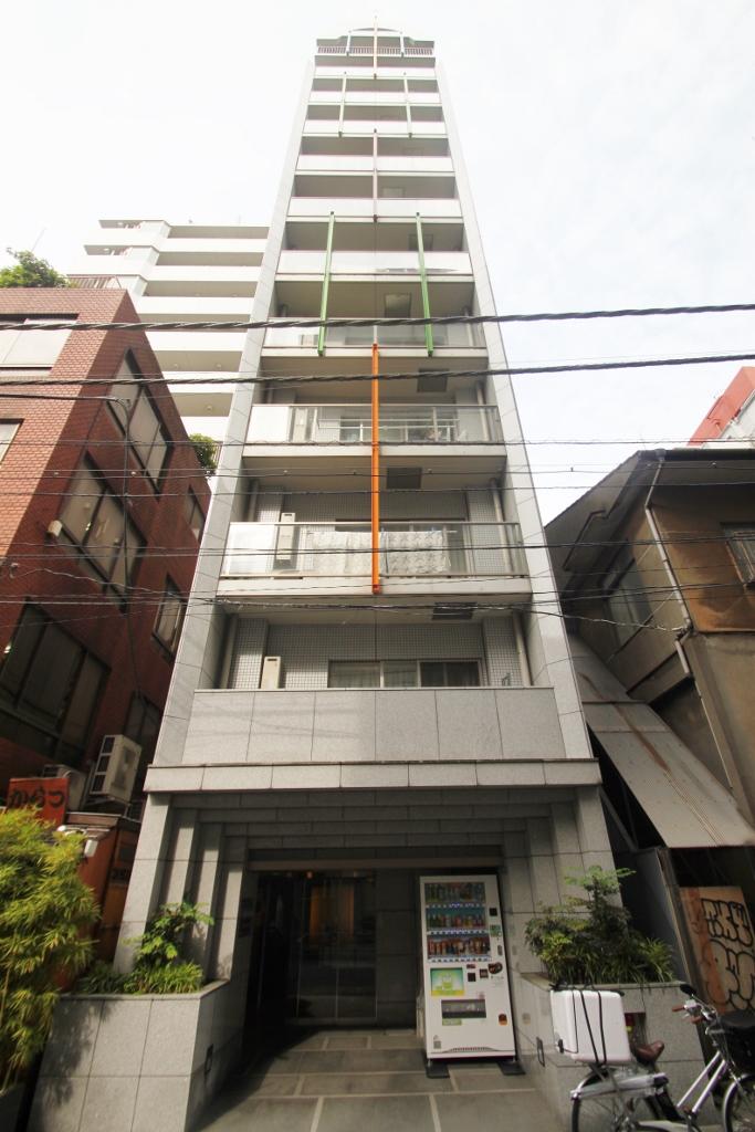 東京都千代田区、神田駅徒歩4分の築14年 12階建の賃貸マンション