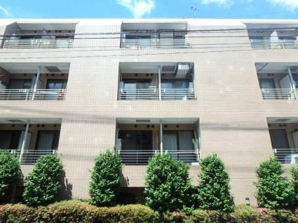 東京都豊島区、北池袋駅徒歩10分の築25年 4階建の賃貸マンション