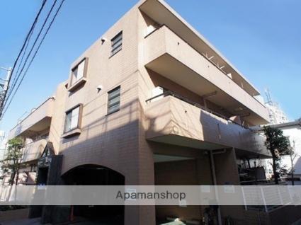 東京都北区、板橋駅徒歩12分の築26年 3階建の賃貸マンション