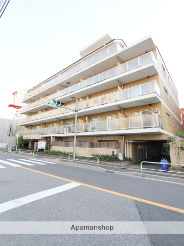東京都文京区、後楽園駅徒歩10分の築10年 7階建の賃貸マンション