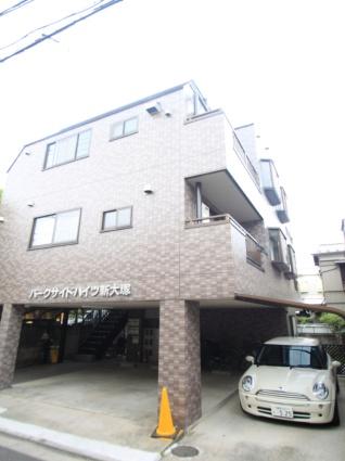 東京都文京区、大塚駅徒歩13分の築20年 3階建の賃貸マンション