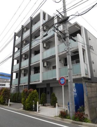 東京都板橋区、西高島平駅徒歩3分の築6年 5階建の賃貸マンション