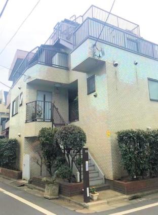 東京都豊島区、東長崎駅徒歩4分の築28年 3階建の賃貸マンション
