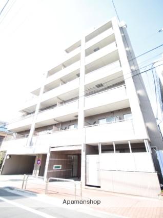 東京都板橋区、志村坂上駅徒歩12分の築9年 7階建の賃貸マンション