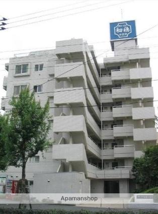 東京都板橋区、赤羽駅徒歩19分の築30年 7階建の賃貸マンション