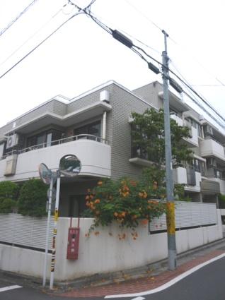 東京都豊島区、目白駅徒歩9分の築30年 3階建の賃貸マンション