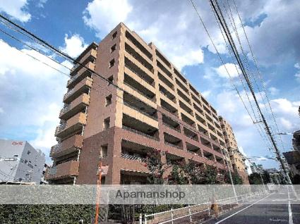 東京都板橋区、志村坂上駅徒歩10分の築10年 9階建の賃貸マンション
