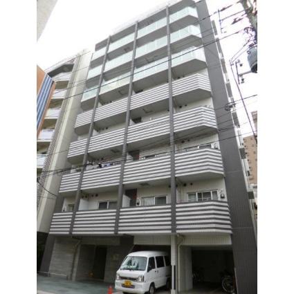 東京都板橋区、十条駅徒歩24分の築5年 9階建の賃貸マンション
