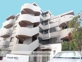 東京都豊島区、目白駅徒歩10分の築22年 5階建の賃貸マンション
