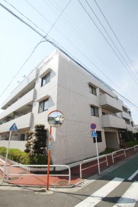 東京都板橋区、志村三丁目駅徒歩14分の築29年 5階建の賃貸マンション