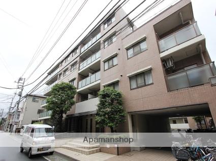 東京都文京区、巣鴨駅徒歩12分の築28年 5階建の賃貸マンション