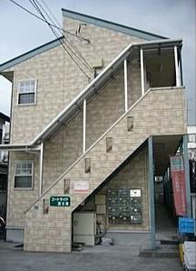 東京都板橋区、中板橋駅徒歩9分の築12年 2階建の賃貸アパート
