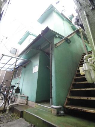 東京都板橋区、大山駅徒歩14分の築41年 2階建の賃貸アパート