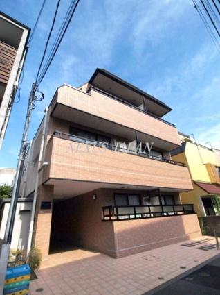 東京都文京区、茗荷谷駅徒歩7分の築14年 3階建の賃貸マンション