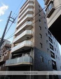 東京都豊島区、巣鴨駅徒歩16分の築4年 9階建の賃貸マンション