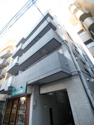 東京都板橋区、板橋区役所前駅徒歩18分の築30年 7階建の賃貸マンション