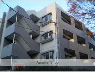 東京都板橋区、浮間舟渡駅徒歩10分の築9年 4階建の賃貸マンション