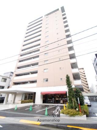 東京都豊島区、大塚駅徒歩10分の築14年 14階建の賃貸マンション