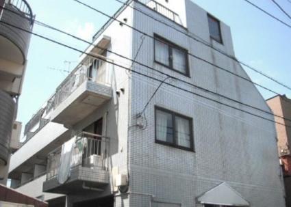 東京都板橋区、新高島平駅徒歩18分の築26年 4階建の賃貸マンション