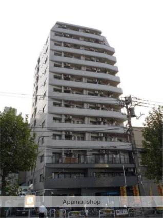 東京都豊島区、巣鴨駅徒歩4分の築28年 13階建の賃貸マンション