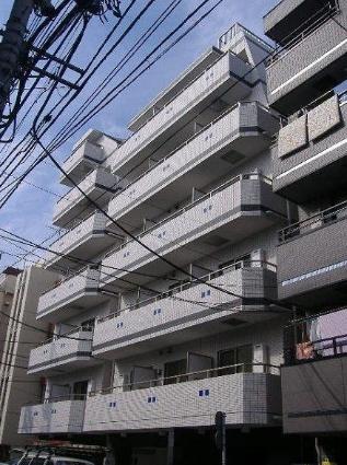 東京都荒川区、新三河島駅徒歩4分の築10年 7階建の賃貸マンション