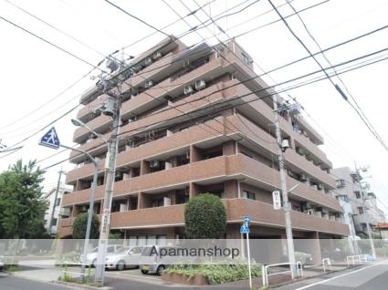 東京都板橋区、本蓮沼駅徒歩11分の築26年 7階建の賃貸マンション