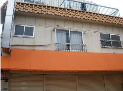 東京都荒川区、田端駅徒歩14分の築37年 3階建の賃貸マンション