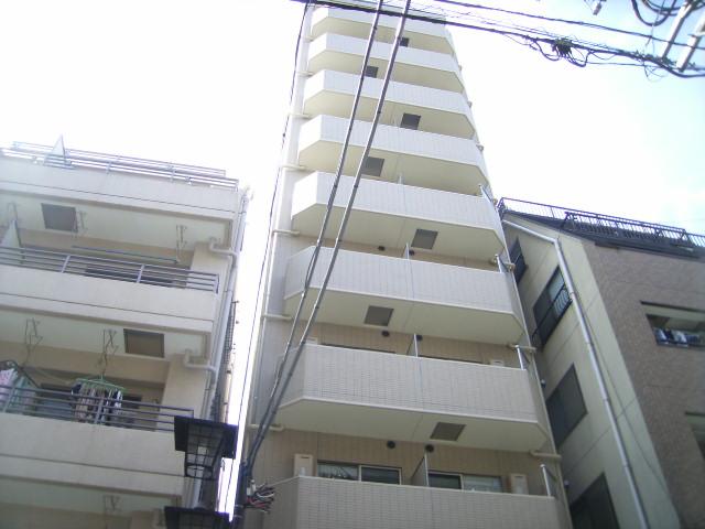 東京都豊島区、駒込駅徒歩4分の築9年 10階建の賃貸マンション
