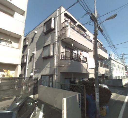 東京都板橋区、板橋本町駅徒歩15分の築22年 3階建の賃貸マンション