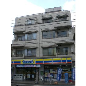 東京都豊島区、小竹向原駅徒歩10分の築26年 4階建の賃貸マンション