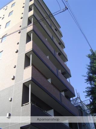 東京都文京区、新大塚駅徒歩8分の築8年 8階建の賃貸マンション