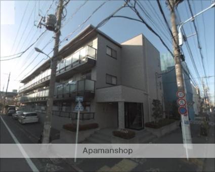 東京都板橋区、蓮根駅徒歩14分の築19年 3階建の賃貸マンション