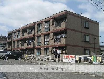 東京都板橋区、成増駅徒歩19分の築22年 3階建の賃貸マンション