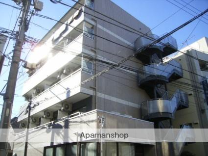 東京都北区、田端駅徒歩9分の築27年 5階建の賃貸マンション